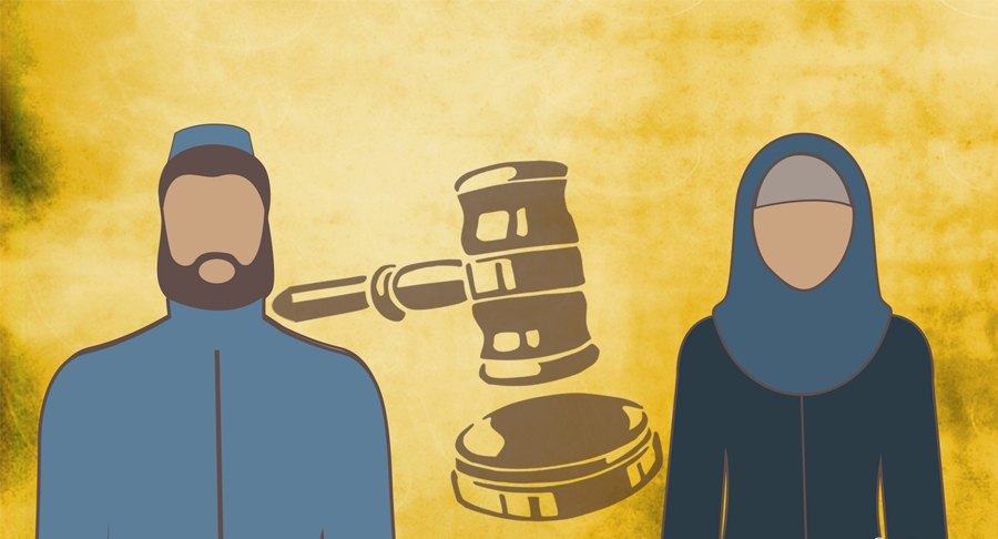 Divorce Oath for Moslem-Married Couples in Indonesia