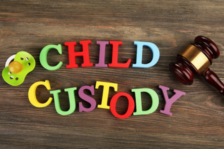 Child Custody Certificate